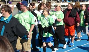 Athletes, supporters come together for Special Olympics