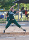 Fisher pitches Lady Wave into regional final