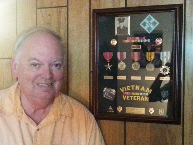 Lester Burton interrupted teaching career to serve his country in Vietnam