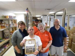 Peoples Bank & Trust selects top volunteer