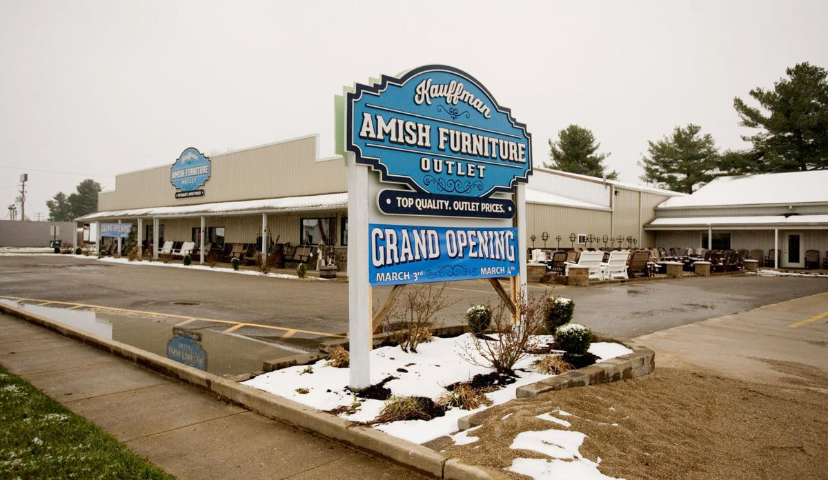 Amish Crafted Furniture Outlet