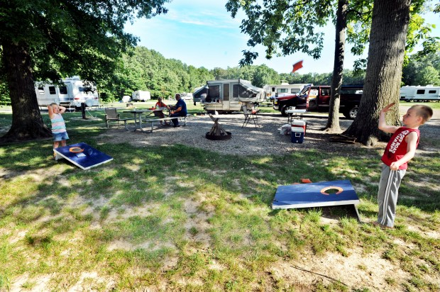 Area Campgrounds And Parks Offer Summer Fun For All Ages
