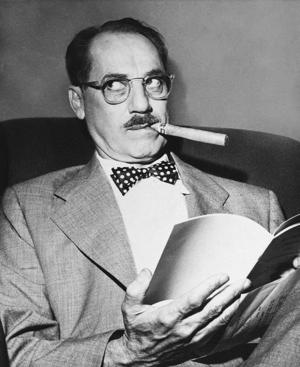 Today In History, Oct. 2: Groucho Marx