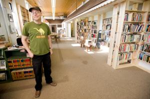 Addition of Bob's makes a trio of bookstores on square