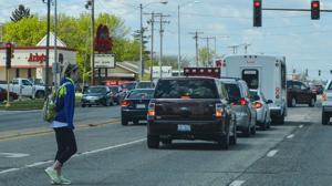 Mattoon, Charleston continue to make pedestrian safety improvements