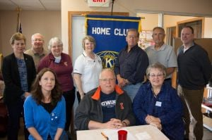 Kiwanis Club meets to elect new Lt. Governor