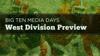 Big Ten preview: West Division