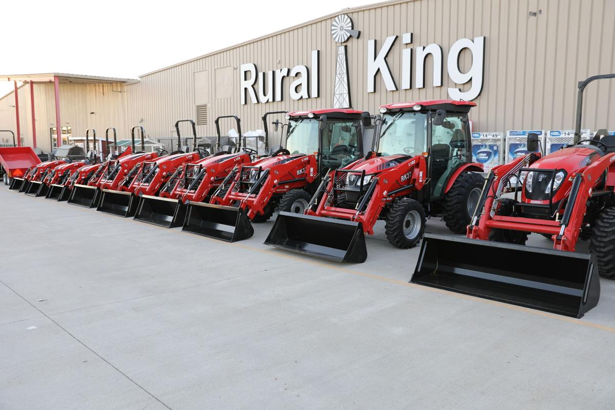 Rural King Tractor Line Launched Agriculture Jg Tc Com