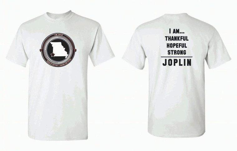 T shirt design chosen to benefit united way joplin globe for Best way to design t shirts