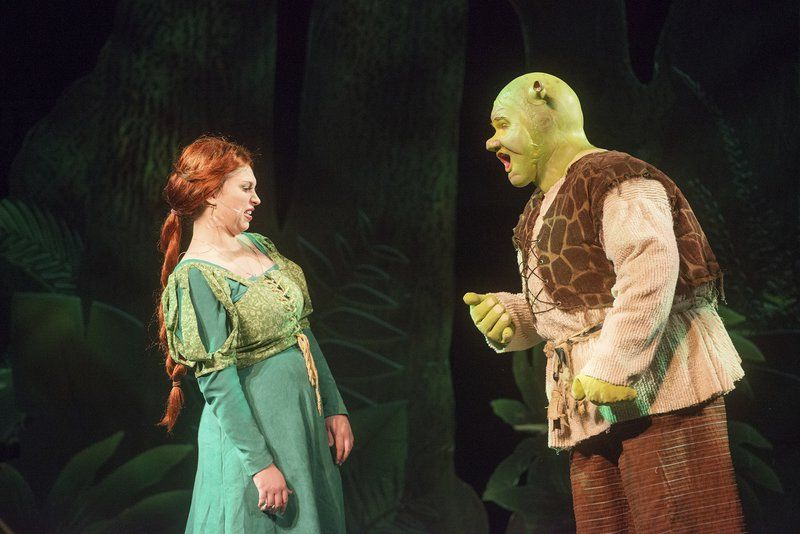 Kết quả hình ảnh cho Bonus Shrek Lesson: