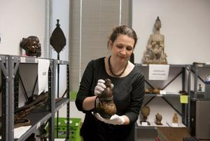 MSSU creates online database of African art collection