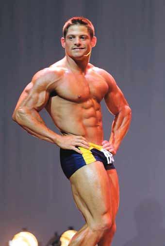 Christian Lovell Headed To World Bodybuilder Event