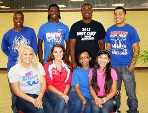 WHS Homecoming nominees