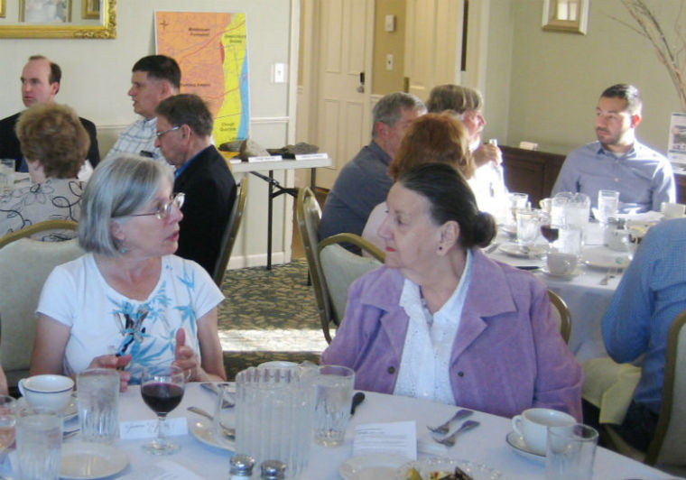 41st annual meeting of the Manchester Land Conservation Trust