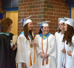 Suffield graduation