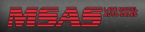 MSAS Auto Sales