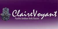 Claire-Voyant Psychic Medium Reiki Master