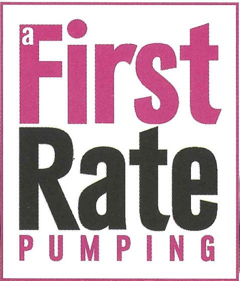 A 1st Rate Pumping Service Inc.