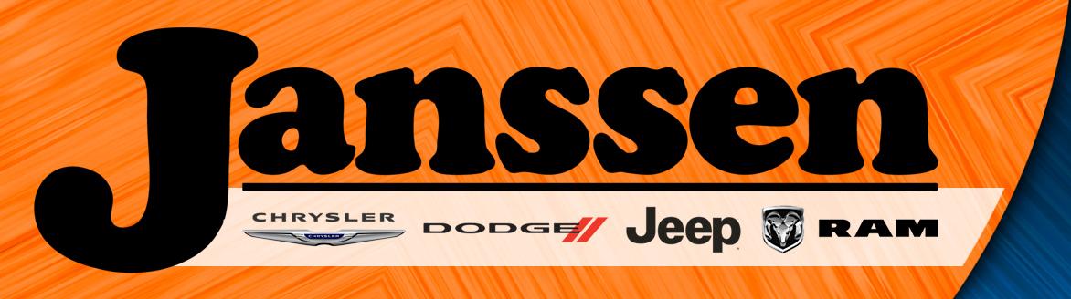 Janssen Chrysler Jeep Dodge