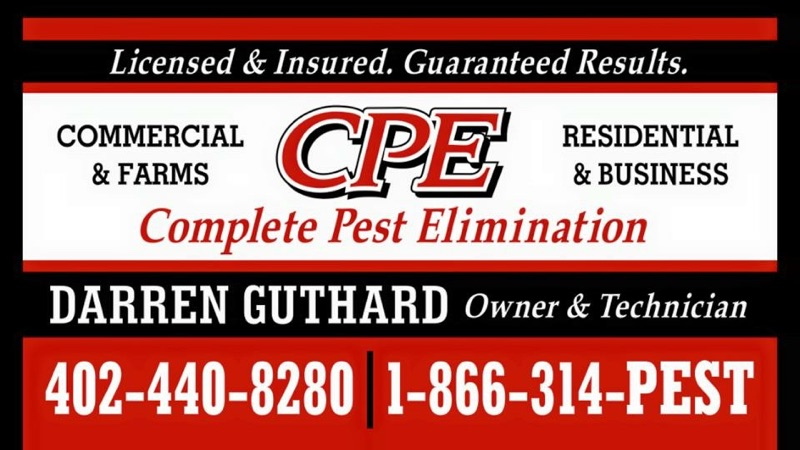 Complete Pest Elimination