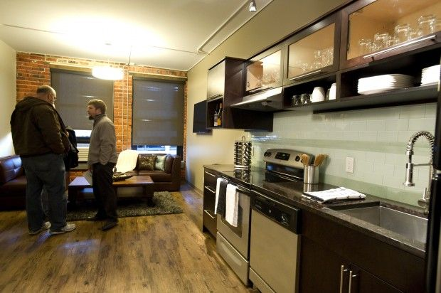 Photos Cadillac Lofts Gallery