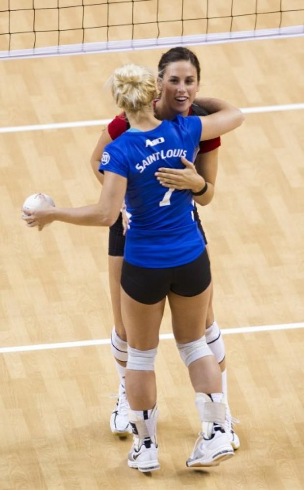 Photos Nebraska Volleyball Vs St Louis 8 24 12 Gallery