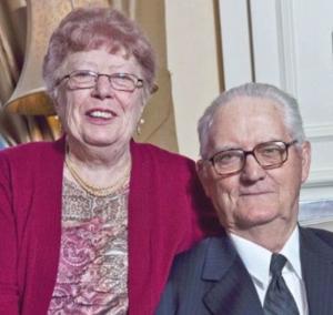 Besslers celebrate 65 years of marriage