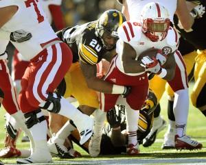 Photos: Husker football vs. Iowa, 11.23.12