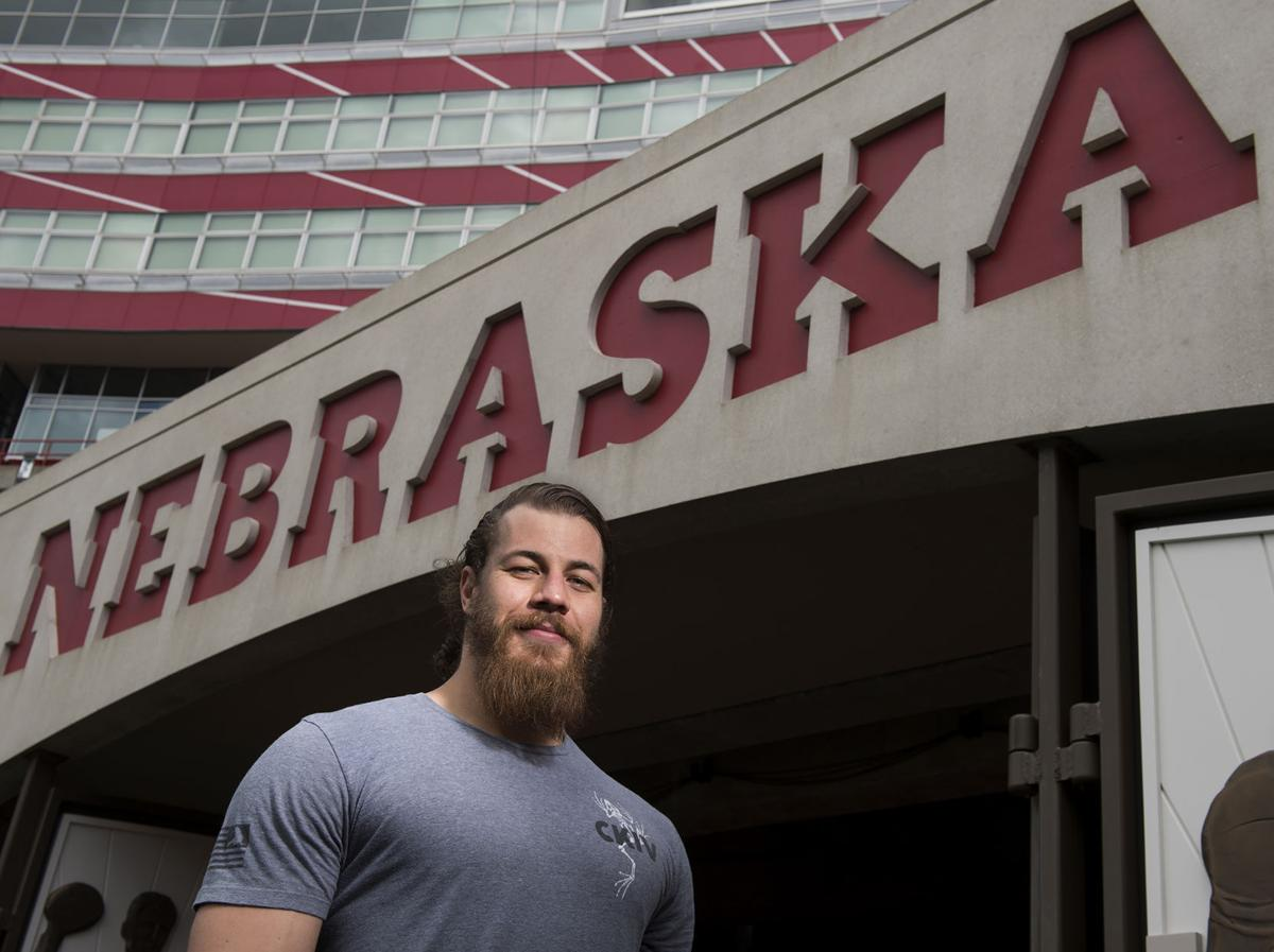 Former Seal Eagerly Meets His Next Challenge As A Husker