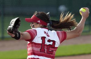 Photos: Creighton vs. Nebraska softball, 4.21.15