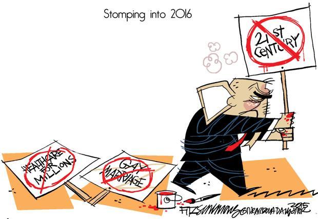 Cartoon, 6/29