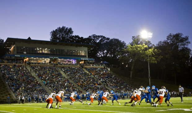 Old Is New Peru State Rechristens Its Oak Bowl State