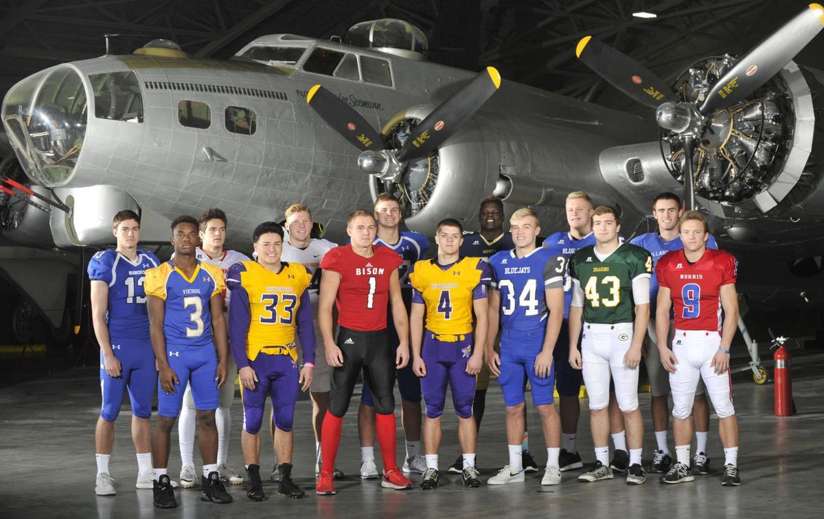 Super State Football Meet The First Team Defense Prep