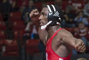 Photos: N.C. State vs. Nebraska wrestling