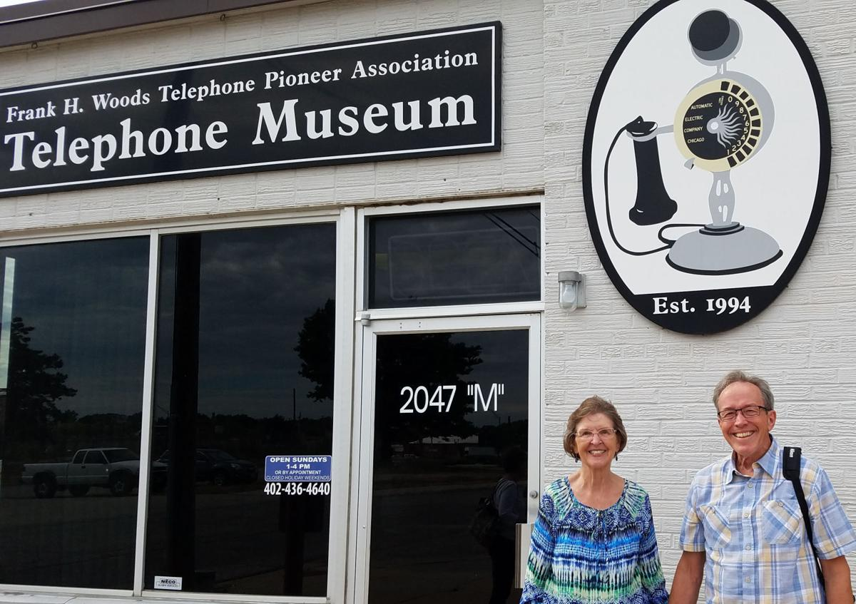 Woods Telephone Museum Connects Relatives To Family