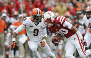 Photos: Nebraska vs. Illinois, 10.5.13