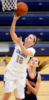 Concordia's Morris named GPAC women's player of the year