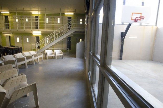 Photos Inside The New Lancaster County Jail Gallery