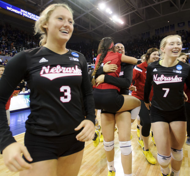 Volleyball: Now is Hunter's time to be Huskers setter