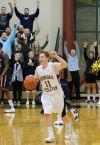 Photos: Midland at NWU basketball, 1.28.15