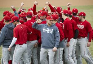 Photos: Huskers open baseball practice, 1.23.15