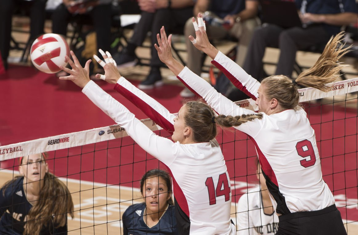 Red Lobster Lincoln Ne Volleyball Position Switch Works Well For Foecke Volleyball
