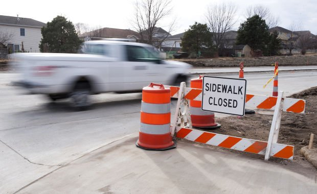 Old Cheney Road Reopens Lincoln Ne Journal Star