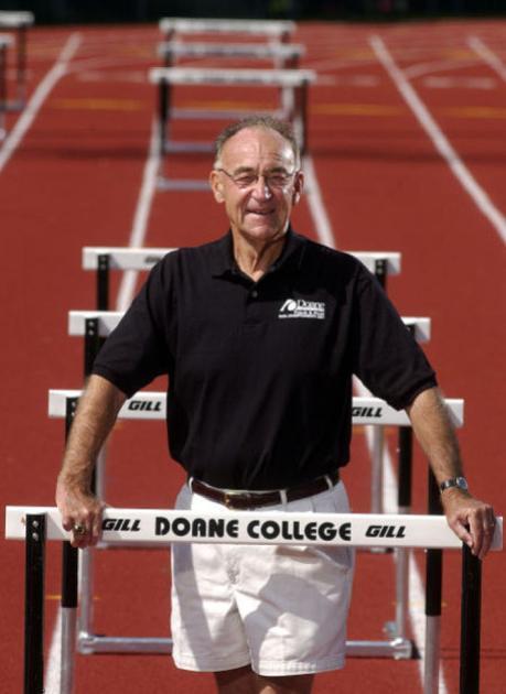 Beile The Legend Is Honored At Doane Ken Hambleton
