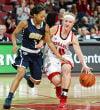 Nebraska women's basketball vs. Oral Roberts, 12.29.13