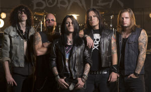 Hard-rocking Bobaflex to take it to the people