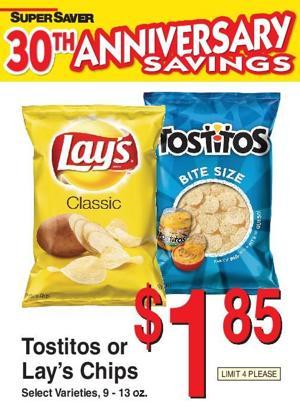 30th Anniversary Savings