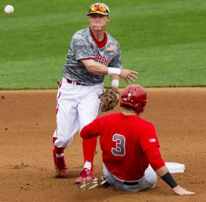 Photos: Ohio State vs. Nebraska baseball, 4.18.15