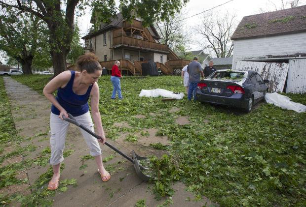 Woodhouse Hail Damage >> Photos: Storms hammer Nebraska, 06.03.2014 | Photo ...
