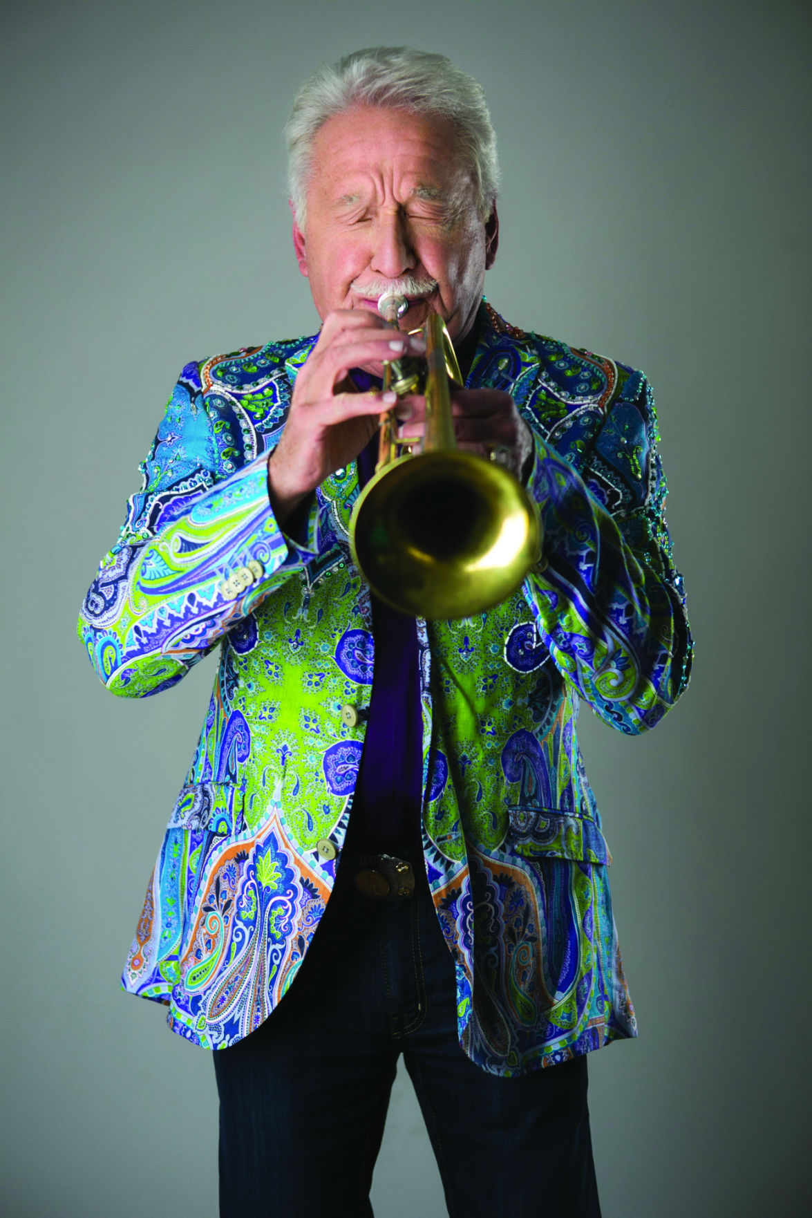 Review Doc Severinsen Doesn T Let Age Slow Him Down